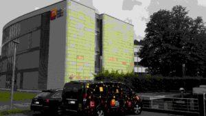 Hasso Plattner Institut in Potsdam