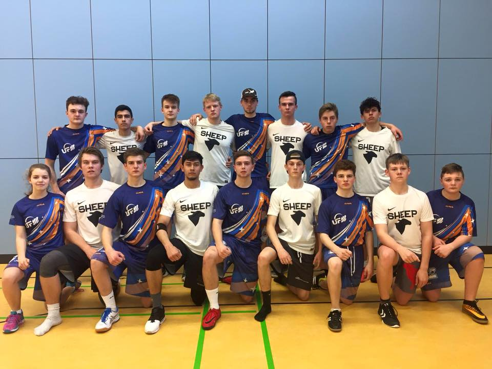 U20-Finalteams aus Beckum und Osnabrück